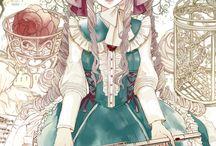 Art anime ;3