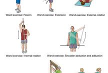 Exercise for Frozen Shoulder / by Marcelle P