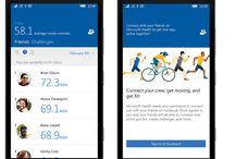 actus, Lumia, Une, Windows Phone, App, Application, Microsoft Band, Microsoft Band 2, Windows 10 Mobile