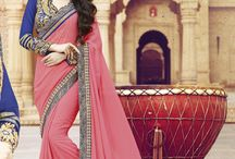 Wholesale Sarees Collection / Backed by a team of highly efficient designers and skilled professionals, we are engaged in offering a beautiful collection of Unearthly Party Wear Designer Sarees that is designed using optimum grade fabrics and cutting edge technologies in complete compliance with the set international norms of standards.