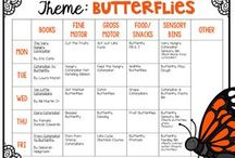 Bugs & Butterflies - Program Ideas