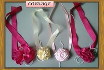 CORSAGE by ARTE EXCELENCE