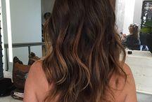 Hair: Best Brunettes / by Glitter Geek