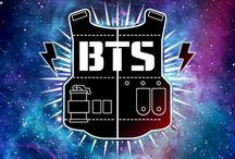 BTS WALLPAPERS / Aesthetic.