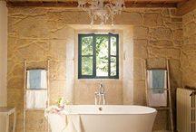 Dream bathroom addition  / by Rebecca Bridgeman