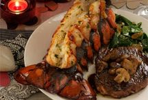 Lobster / Seafood-surf and turf