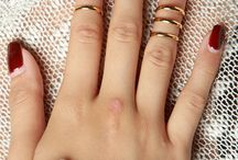 RINGS / Nice & Casual / by Nadine Carvahal
