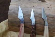 Tools_Wood carving knives