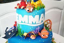 Cake Dory Nemo