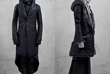 dark and post apocalyptic fashion