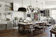 kitchens / by Cindy Caccavale