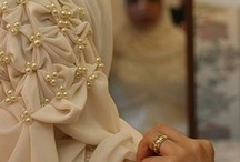 Hijab styles for wedding