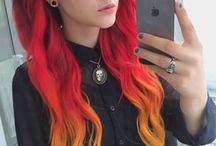 Improbable Hair Dye