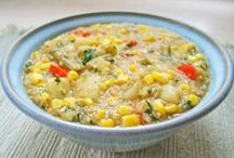 Warm Up to Soup / by Kathy Markert