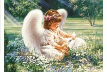 Angels / by Barbara Knowles