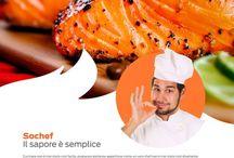 """So Chef   Branding e Web development / I barbecue Sochef si comprano nella distribuzione organizzata, il nome, di carattere evocativo, rimanda alla sua facilità d'uso. Il pittogramma è caratterizzato dal consueto """"ok"""" degli chef, la fiamma ne focalizza l'attenzione. Fra i suo competitors a scaffale, il packaging di sochef è fra i più carismatici.  www.sochef.it"""
