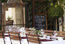 Restaurace, bary, vinárny, obchody