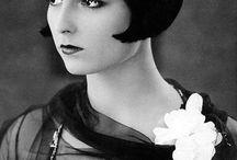 Moda w latach 1920 - 1930 / Fashion 1920 - 1930