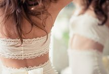 Lingerie / A selection of the best bridal lingerie ti take inspiration from
