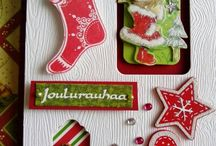 Christmas / Joulukorteja