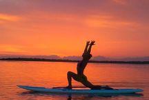 Sup yoga!!