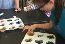 Art Projects - Glass Fusing