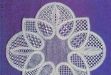 bobbin lace, books