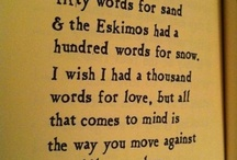 Pretty Words... / by S. Denise Cullen