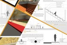 Architectural poster design