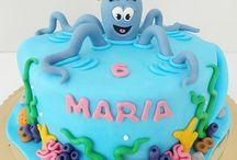 Urodzinowe torty dla dzieci / Urodzinowe torty dla dzieci