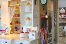 Cozy Cabinetry / by DonnaDee