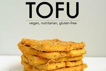 Soya Tofu recipe / Homemade tofu, how to cook tofu