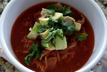 Paleo Soups, Chilis and Stew / Food to keep you warm.