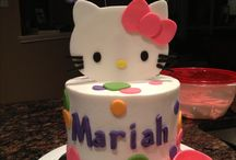 """Birthday Parties - GIRLS / We started planning my four year old's first """"real"""" birthday party.  Here are her ideas (well, and some of mine too!)"""