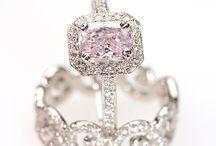 Pink Diamonds / Pink bling