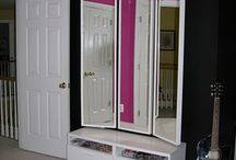 Ideas for the girls rooms / by Kit Stafford