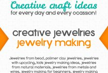 Jewelry making tutorials & DIY accessories / Ékszer készítési útmutatók / Jewelry making tutorials! For more craft ideas visit our site: http://www.mindy.hu/en ◄◄ ║ ►► Ékszer készítési útmutatók. (Ha magyarul szeretnéd látni az ötletek leírását a Mindy oldalán: a Mindy-n a menü alatti szürke sávban az oldal tetején találhatod a nyelvváltás gombot!) Még több kreatív ötlet: http://www.mindy.hu/hu