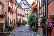 Colmar and Strasbourg