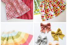 шитье для малышки