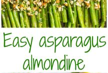LEAP Asparagus / LEAP friendly Asparagus recipes and products