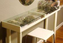 Vanity table/ Sminkebord / Vanity table