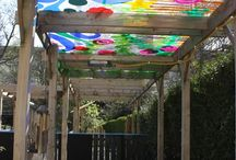 Outdoor learning spaces / Ideas for outdoor learning spaces