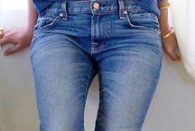 Idée de look en jean