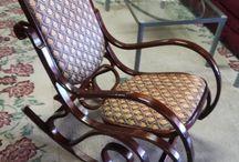 Brentwood chair refurbish