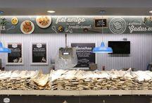 Рыбные магазины