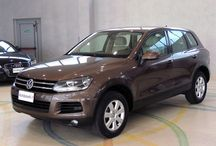 VW TOUAREG 3.0 V6 TDI TIPT BM EXECUTIVE ANNO 2011 - KM 89.000 - UNICO PROP - IVA ESPOSTA