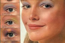 1970's Makeup / A visual history of womens makeup in the 1970s / by Glamour Daze