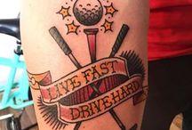 Golf Tattoos / Tattoos