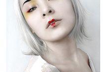 Makeup interesting