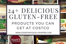 Gluten-Free Shopping / Where do you shop for gluten-free groceries and products? Where do you get the best deals?  This board has all the gluten-free answers you need! #goodforyouglutenfree